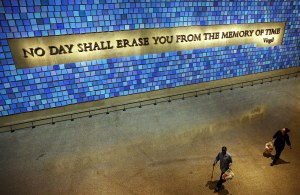 How many memorials is too many? That's really my final question.