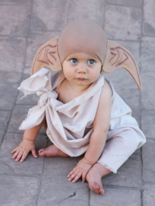 Because this Dobby costume is a CLEAR win.